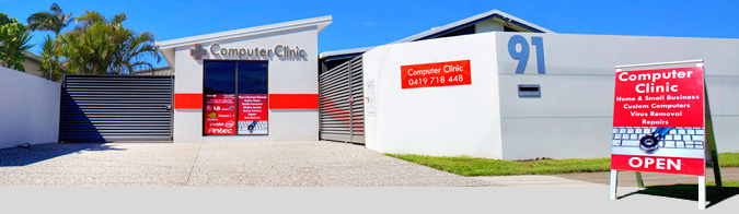 Computer Repairs Sunshine Coast, 91 Nicklin Way Kawana